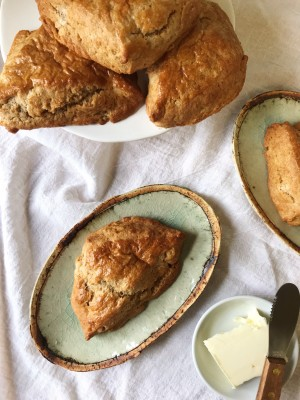 Zingerman's Bakehouse mother scones