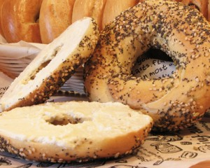 Zingerman's bagel making class