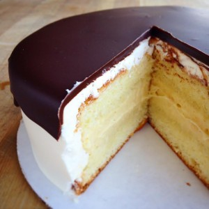 Zingerman's boston cream pie recipe