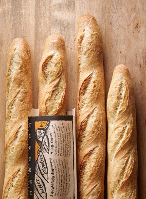 French Baguettes made in our french baguette class by Antonis Achilleos