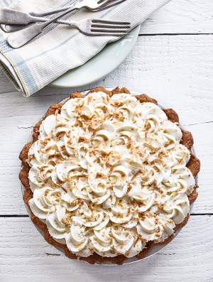 Zingerman's Bakehouse Coconut Cream Pie