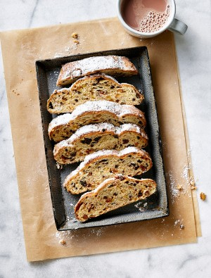 stollen bread sliced antonis achilleos
