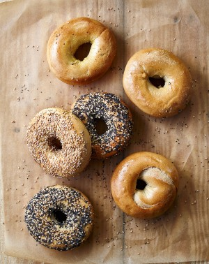 Zingerman's Bagel recipe and bake bagel class by Antonis Achilleos