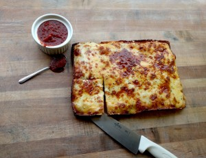 Zingerman's Detroit style pizza recipe