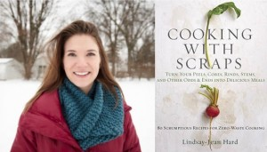 Lindsay-Jean Hard, local cookbook author