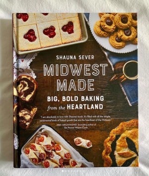 The cover of Midwest Made by Shauna Sever