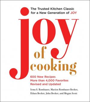 The cover of Joy of Cooking by Irma S. Rombauer