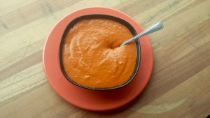 Learn to cook cream of tomato soup