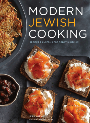 Modern Jewish Cooking book cover